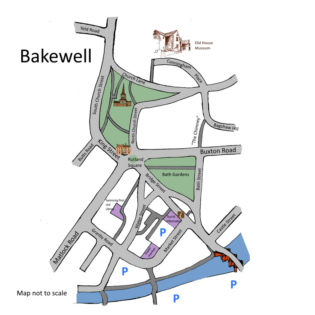 Streets of Bakewell